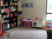 Garage-playroom: Garage-playroom