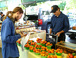 Davis Farmer's Market: One of the first Farmer's Markets in California and one of the best! 
