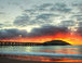 Coffs Harbour Jetty: Coffs Harbour Jetty at sunrise. Coffs Harbour is the main township, less than 20 minutes from our home.