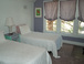 Guest/2nd bedroom with twin beds; can be joined to make a king