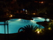 Swimming pool 2.Night view