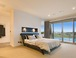 master bedroom with huge ensuite and wonderful views