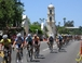 Tour de California Bike race through Ojai