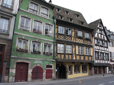 Strasbourg city center