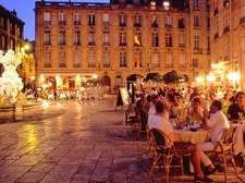 Diner in BORDEAUX...