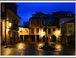 Plaza emblematic of the city of Pontevedra-Plaza emblemtica de la ciudad d