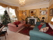 Sitting Room 1.: This is our hall floor sitting room decorated ready for Christmas.