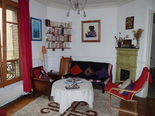 Living-room, Paris