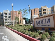 Manhattan Condos Entrance