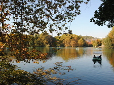 Parc de la tte d'Or