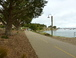 20 mile biking/walking trail along the Bay