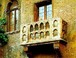 Verona: balcony of Romeo and juliet