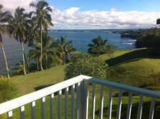 View across to Hilo