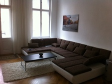 Corner sofa