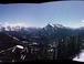 Town of Banff from Norquay Ski Hill