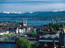 Downtown Zurich