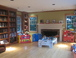 Playroom / library