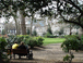Bedford Square: Private gardens in Bedford Square