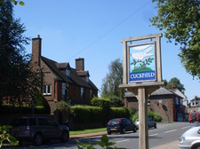 Cuckfield_Sign At End of Drive.JPG