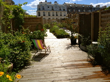 Jardin Terrasse