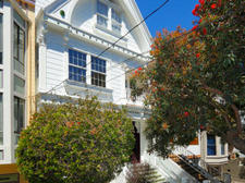Haight-Ashbury Single Family Victorian