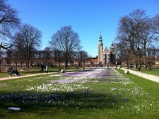 Rosenborg Castle and Kings Gardens