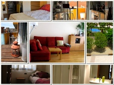 Barcelona Home collage