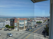 panoramic bay views