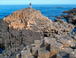 The Giants Causeway: The world heritage site The Giants Causeway is a 1hr15min or 71km/41miles drive from our home.