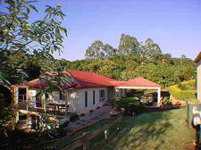 Our Sunshine Coast hinterland home