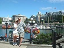 Us at the Inner Harbour