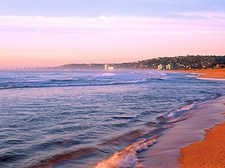 Low Tide at Narrabeen Beach