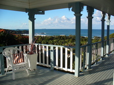 Our home from one of many verandahs