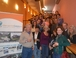 OCTOBER 2012-MEETING OF HOMEEXCHANGE IN MADRID: Carmen and Carlos with other exchangers and the managers with the web in Spain. This was very nice and constructive for all!