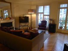 Le salon - the living room