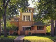 Frank Lloyd Wright 1897 Rollin Furbeck Home