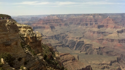 Grand Canyon, 1 hour 15 min.