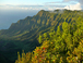 Kalalau Lookout: World Famous view. This is at the end of Waimea Canyon road.