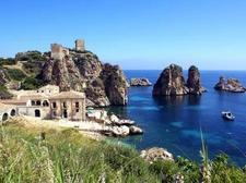 Scopello: 10 minutes far from Castellammare